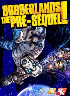 Obal hry Borderlands: The Pre-Sequel