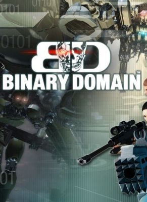 Obal hry Binary Domain