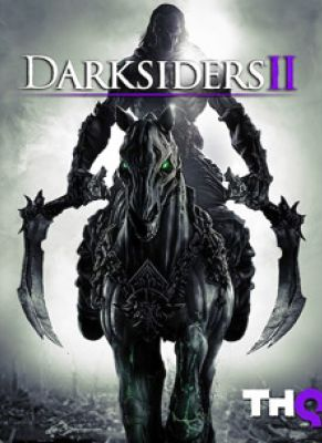 Obal hry Darksiders 2 Deathinitive Edition