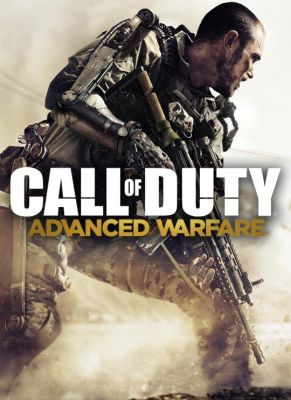 Obal hry Call of Duty: Advanced Warfare