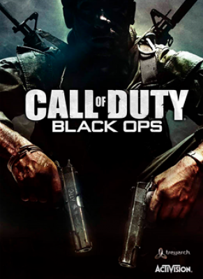 Obal hry Call of Duty: Black Ops