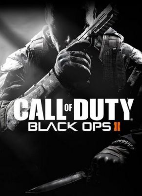 Obal hry Call of Duty: Black Ops 2