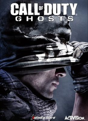 Obal hry Call of Duty: Ghosts