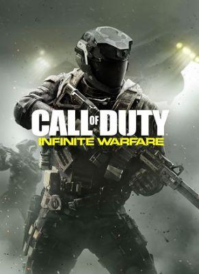 Obal hry Call of Duty: Infinite Warfare