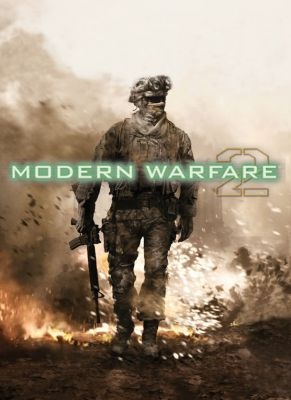 Obal hry Call of Duty: Modern Warfare 2