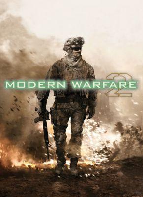 Obal hry Call of Duty: Modern Warfare 2