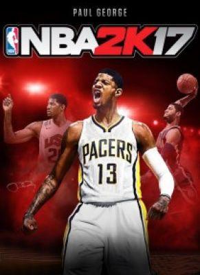 Obal hry NBA 2K17