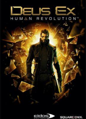 Obal hry Deus Ex: Human Revolution GOLD