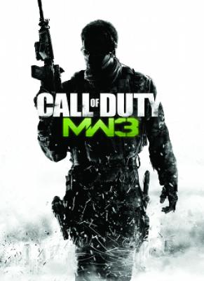 Obal hry Call of Duty: Modern Warfare 3