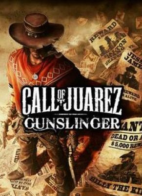 Obal hry Call of Juarez: Gunslinger