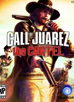 Obal hry Call of Juarez: The Cartel