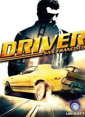 Obal hry Driver San Francisco