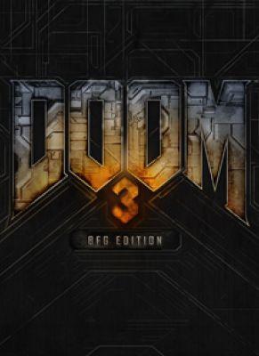 Obal hry Doom 3 BFG Edition
