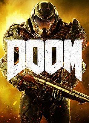 Obal hry Doom 4