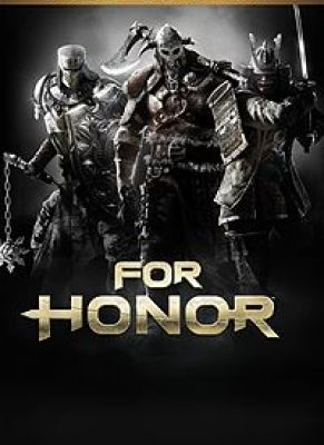 Obal hry For Honor Gold Edition