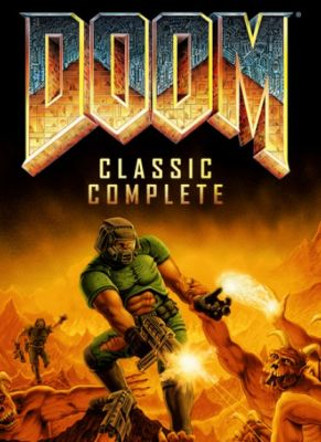 Obal hry Doom Classic Complete