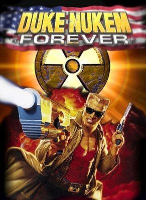Obal hry Duke Nukem Forever
