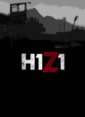 Obal hry H1Z1 King of the Kill