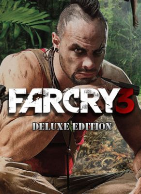 Obal hry Far Cry 3 Deluxe edition