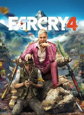 Obal hry Far Cry 4