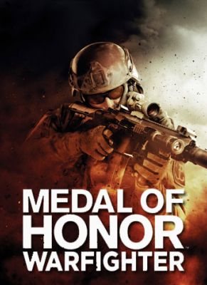 Obal hry Medal of Honor Warfighter