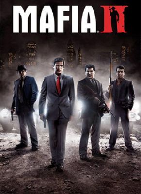 Obal hry Mafia 2 Special Extended Edition