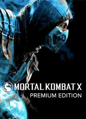 Obal hry Mortal Kombat X Premium Edition