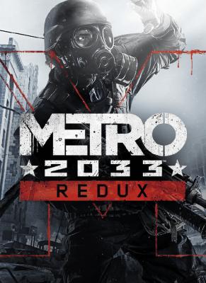 Obal hry Metro 2033 Redux