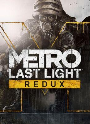 Obal hry Metro Last Light Redux
