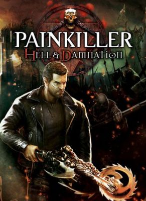 Obal hry Painkiller: Hell and Damnation
